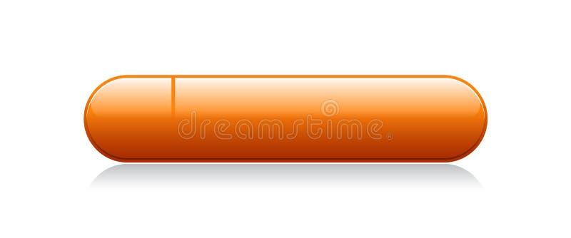 Botón de la web vacío libre illustration