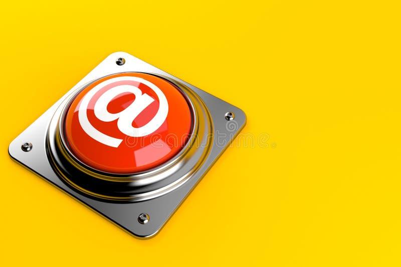 Botón del email libre illustration