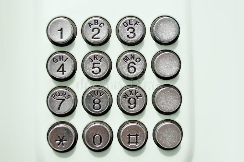 Botón del teléfono imágenes de archivo libres de regalías