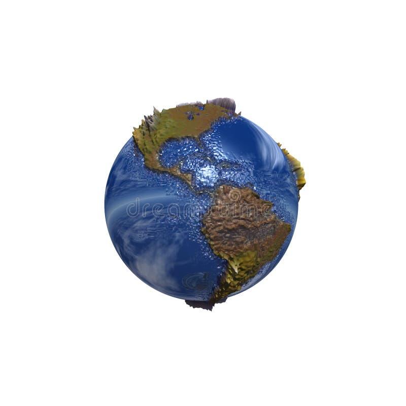 Botón esférico 3D libre illustration