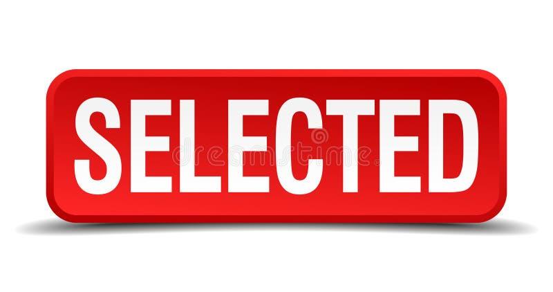 botón seleccionado libre illustration