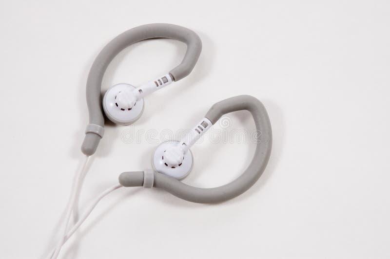 Botões da orelha   fotografia de stock