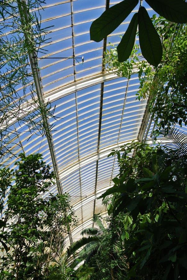 Botanical Garden in london stock image