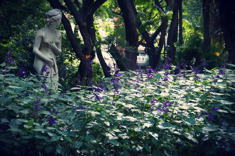 Botanico Carlos Thays de Jardin foto de stock royalty free