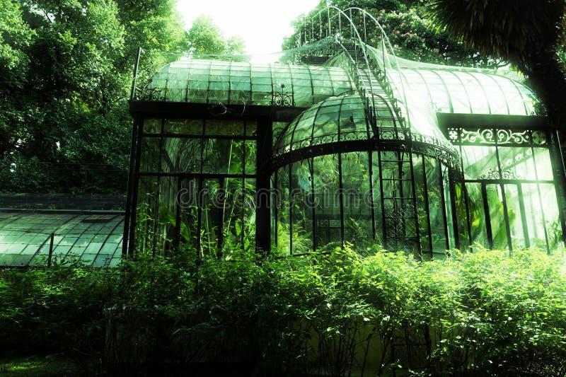 Botanico Carlos Thays de Jardin fotografia de stock