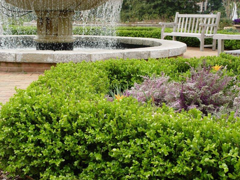 Botanische Gärten stockfotos