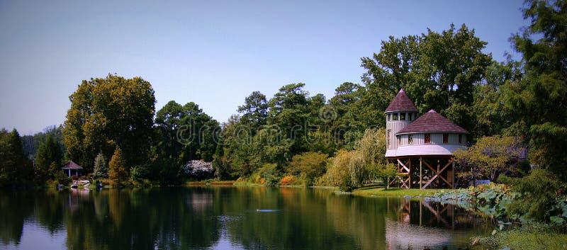 Botanische Tuinen royalty-vrije stock foto's