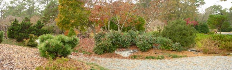 Botanische tuinen royalty-vrije stock foto