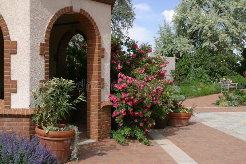 Download Botaniska Denver Trädgårdar Arkivfoto - Bild av fridfullt, romantiker: 44170