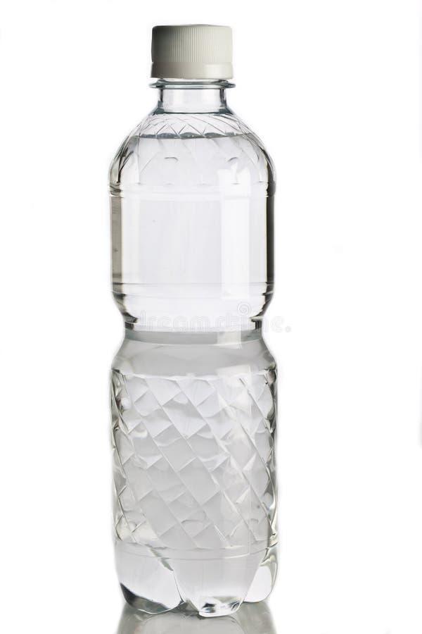 Botella de agua fotografía de archivo libre de regalías