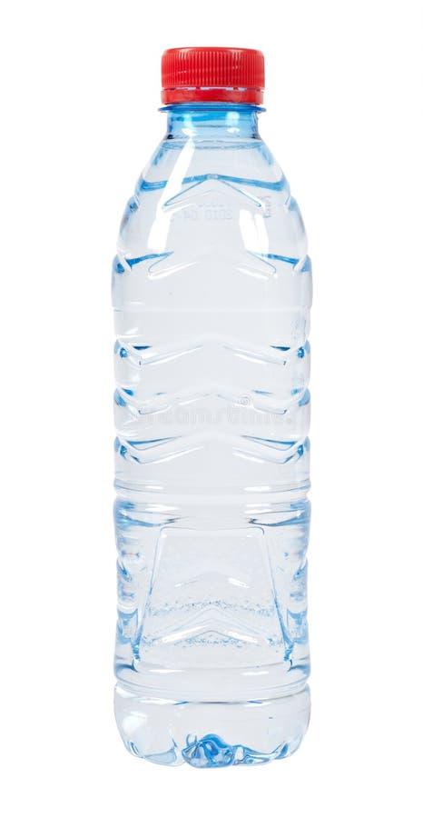 Botella de agua fotos de archivo