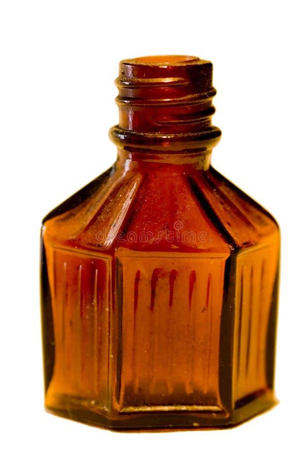 Botella de Brown imagenes de archivo
