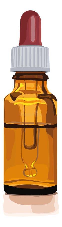 Download Botella De Brownglas Para La Medicina Ilustración del Vector - Ilustración de equipo, otro: 44854015