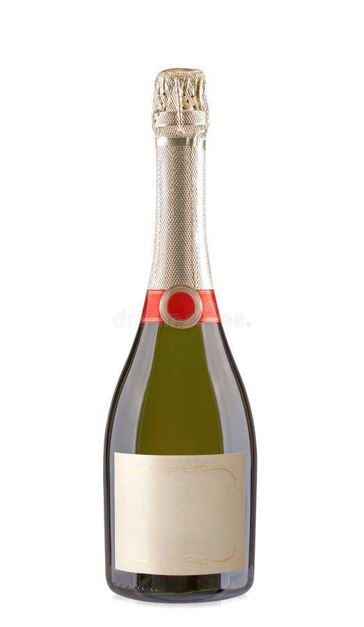 Botella de Champán fotos de archivo