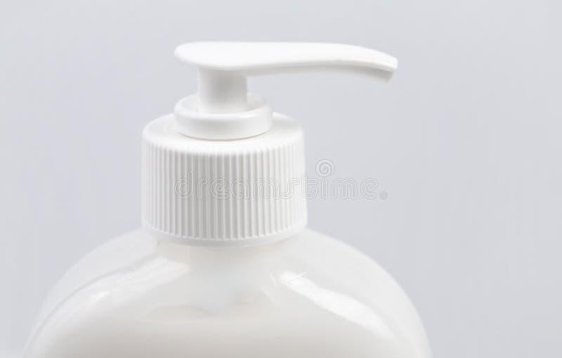 Botella De Jabón Líquido Foto de archivo libre de regalías