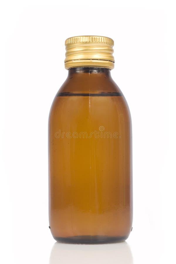 Botella de la medicina fotos de archivo
