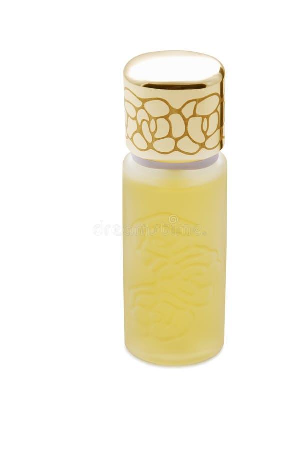 Botella de parfum imagen de archivo