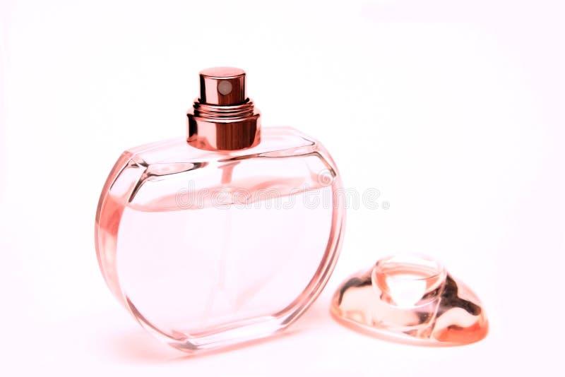 Botella de perfume 5 imágenes de archivo libres de regalías