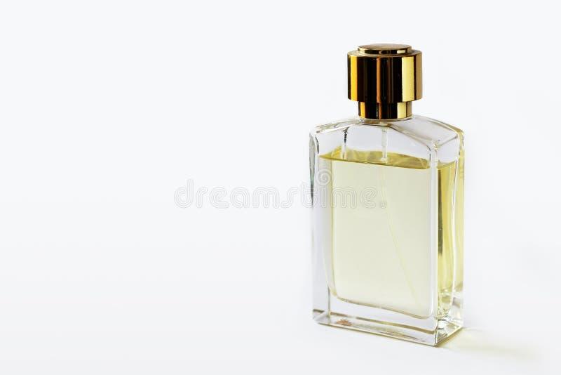 Botella de perfume imágenes de archivo libres de regalías