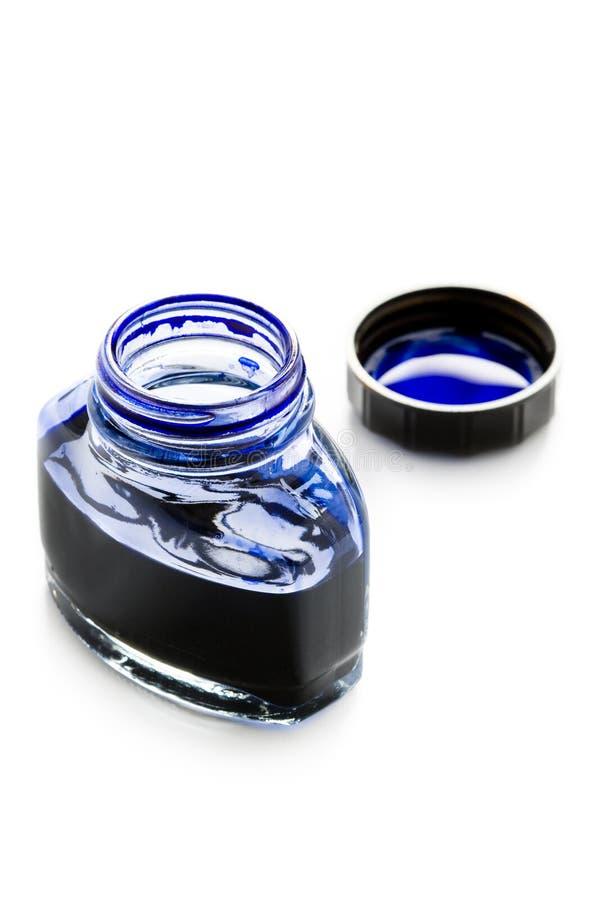 Botella de tinta imagenes de archivo