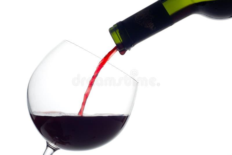 Download Botella de vino imagen de archivo. Imagen de vierta, celebre - 1294717