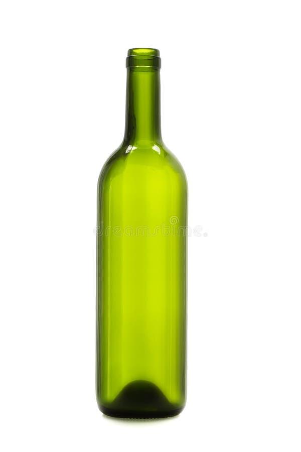 Botella de vino vac a foto de archivo imagen de bebida - Botelleros de vino ...