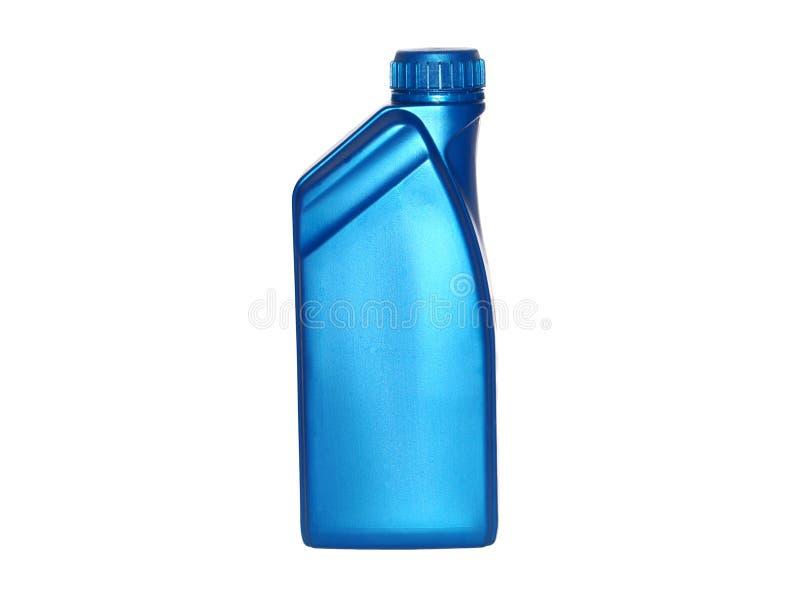 Botella del aceite de motor imagenes de archivo