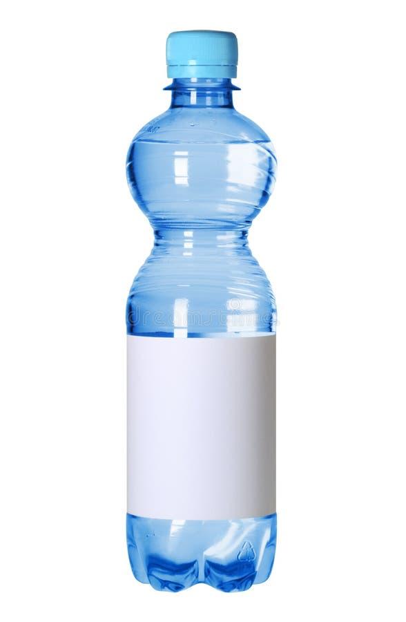 Botella del ANIMAL DOMÉSTICO foto de archivo