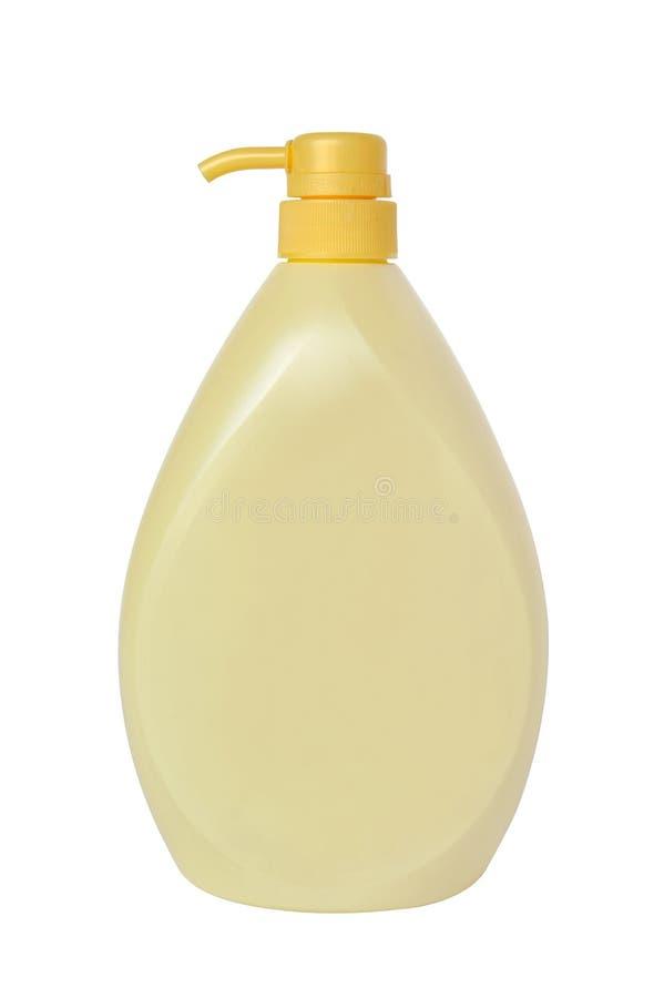 Botella del jabón líquido foto de archivo libre de regalías