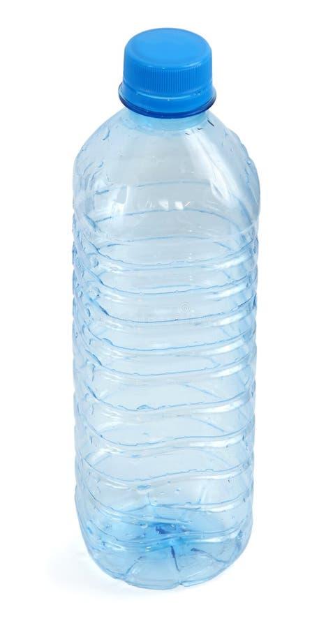 Botella vacía imagenes de archivo