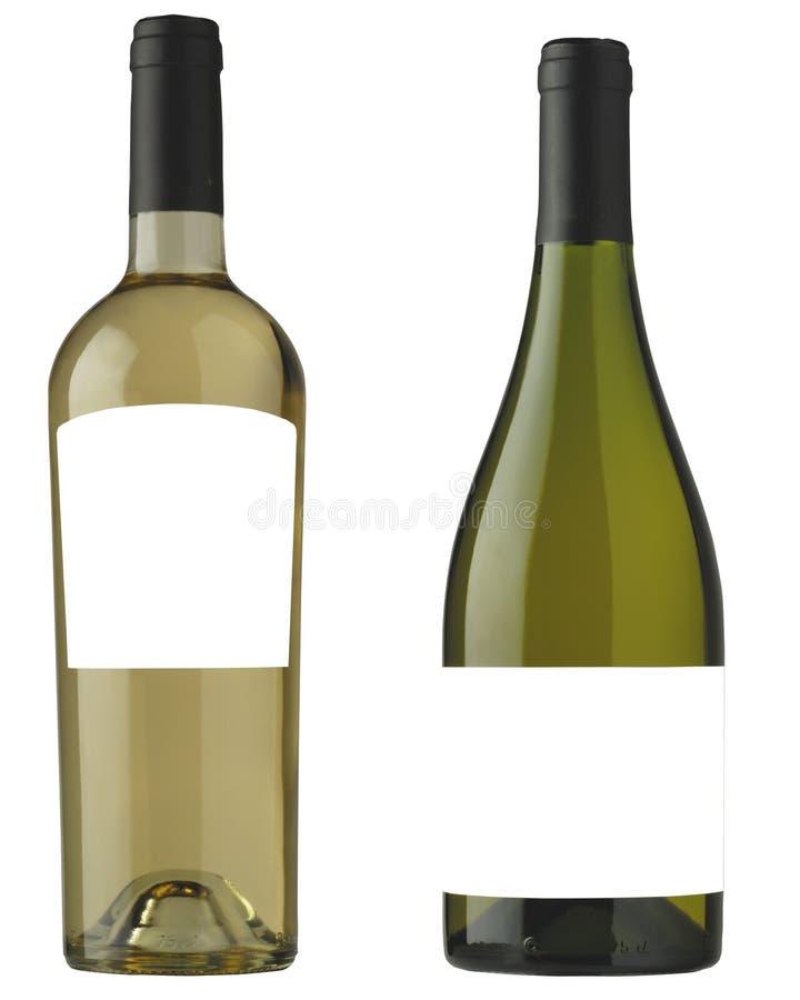 Free Botellas De Vino Blanco Royalty Free Stock Photo - 8347335