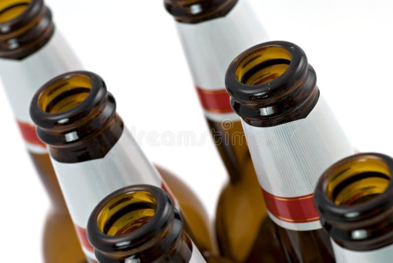 Download Botellas vacías de cerveza imagen de archivo. Imagen de objeto - 7285941