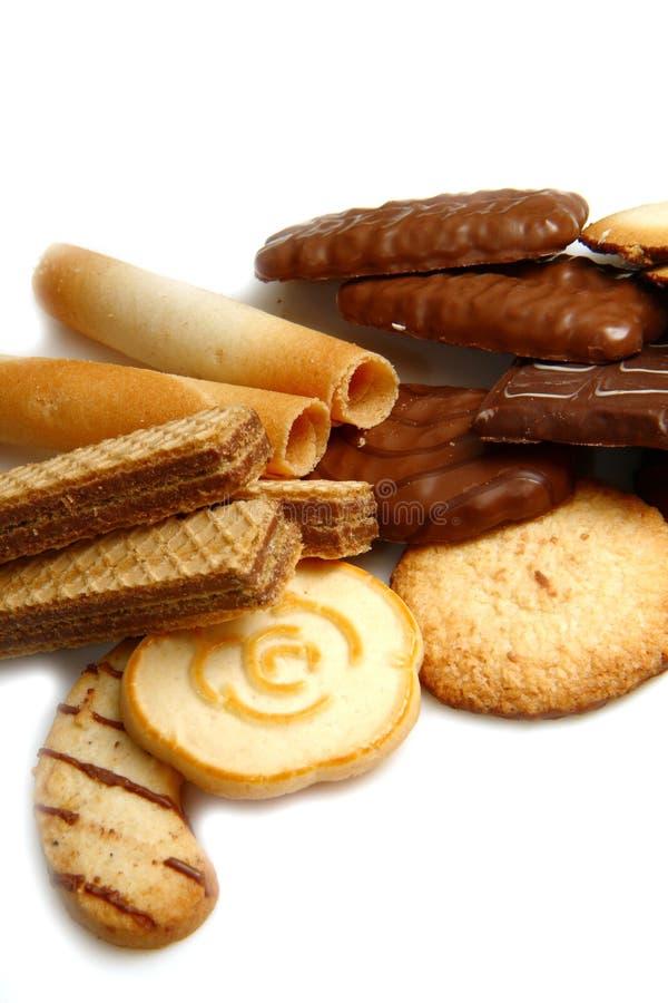 Boter koekje stock foto's