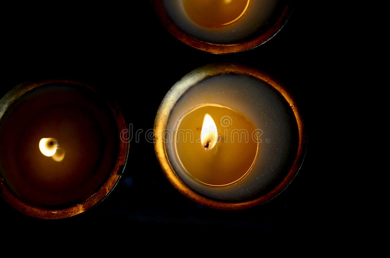 Boterlampen stock afbeeldingen