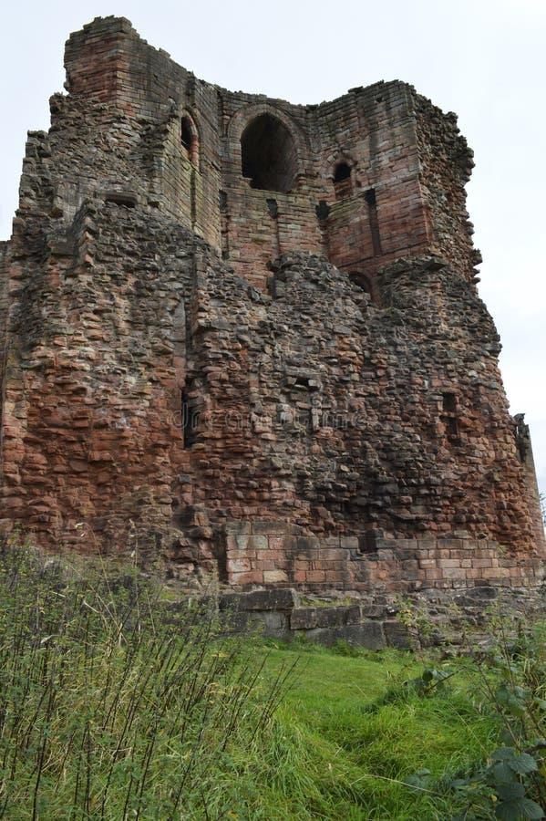 Bothwell Castle royalty free stock photography