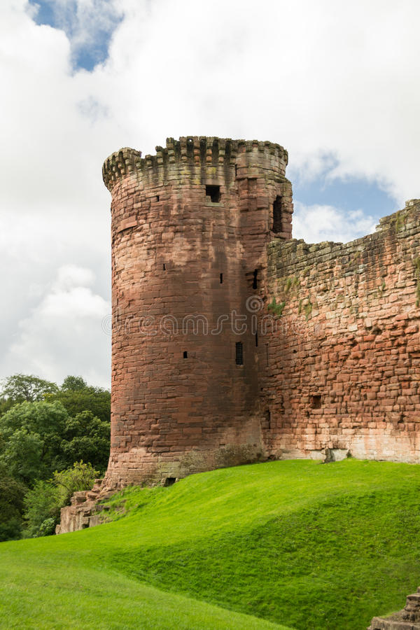 Free Bothwell Castle In Scotland Royalty Free Stock Photo - 29834095
