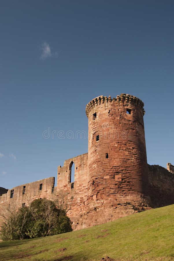 Free Bothwell Castle, Lanarkshire, Scotland Royalty Free Stock Image - 18871866