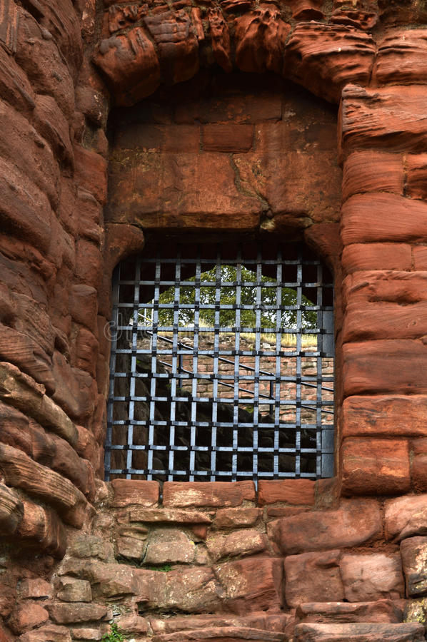 Bothwell Castle royalty free stock photo