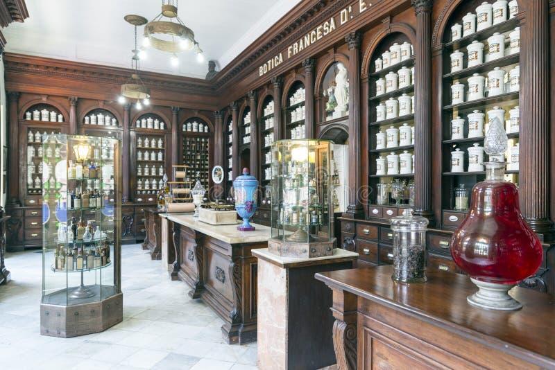 Boticala Francesa royalty-vrije stock foto's