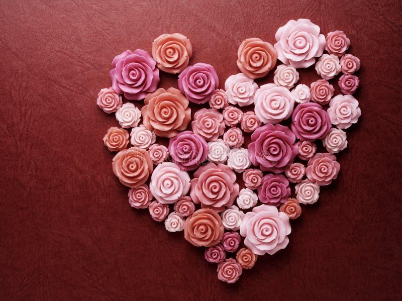 Botones de Rose imagen de archivo