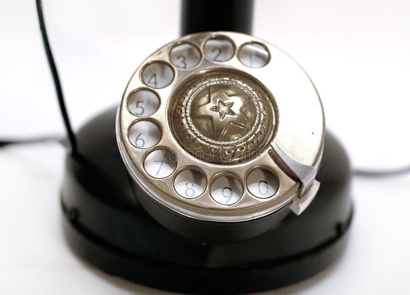 Botones del dial del primer fotos de archivo