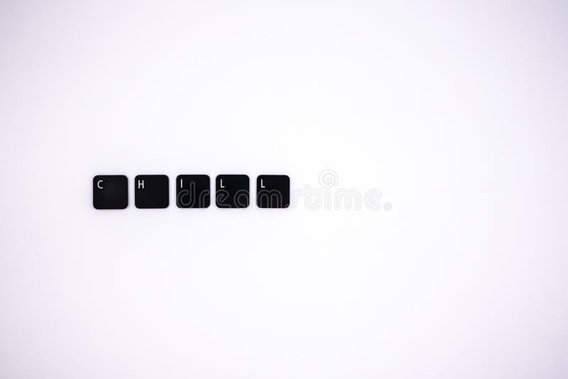 Botones del ordenador con expresiones del argot imagenes de archivo