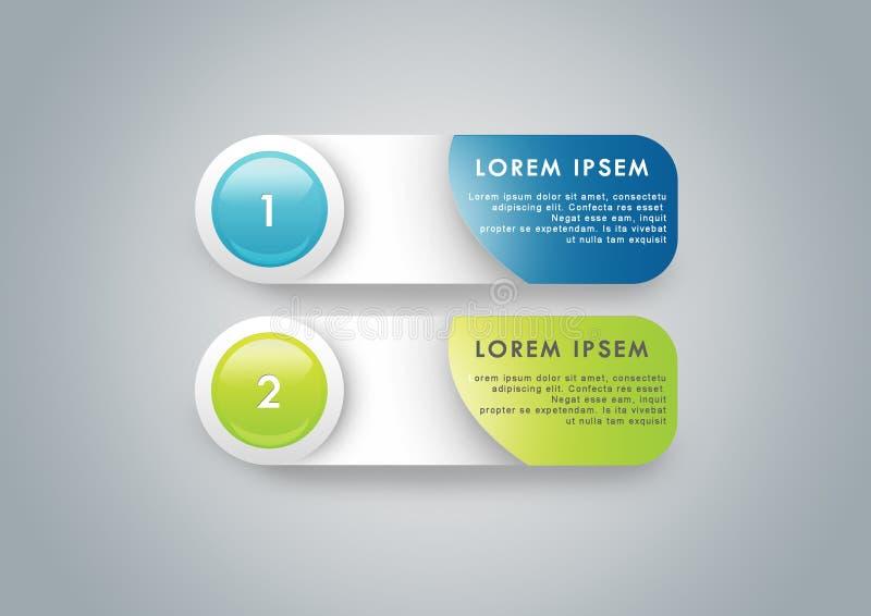 Botones del sitio web libre illustration