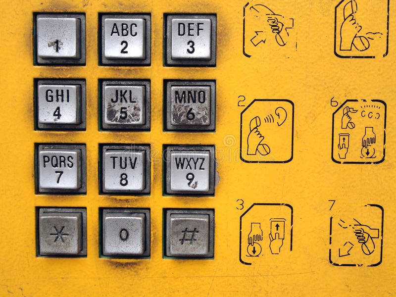 Botones del teléfono