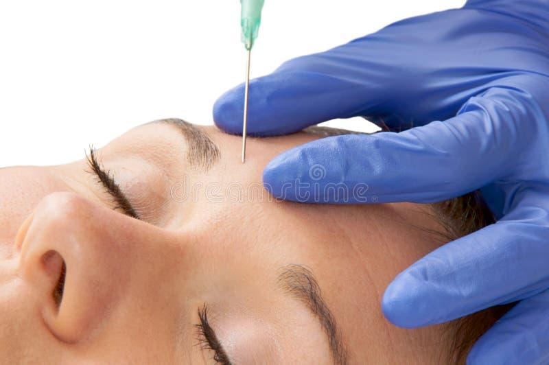 Botox imagem de stock royalty free