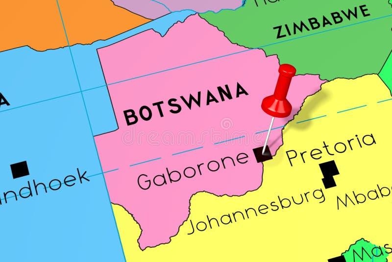map of gaborone city botswana Gaborone Capital City Botswana Stock Illustrations 26 Gaborone map of gaborone city botswana