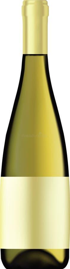 Bottiglia illustrazione di stock