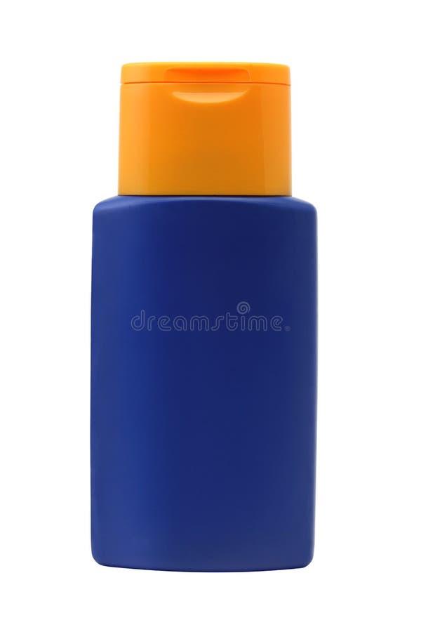 Bottiglia adenoida fotografie stock