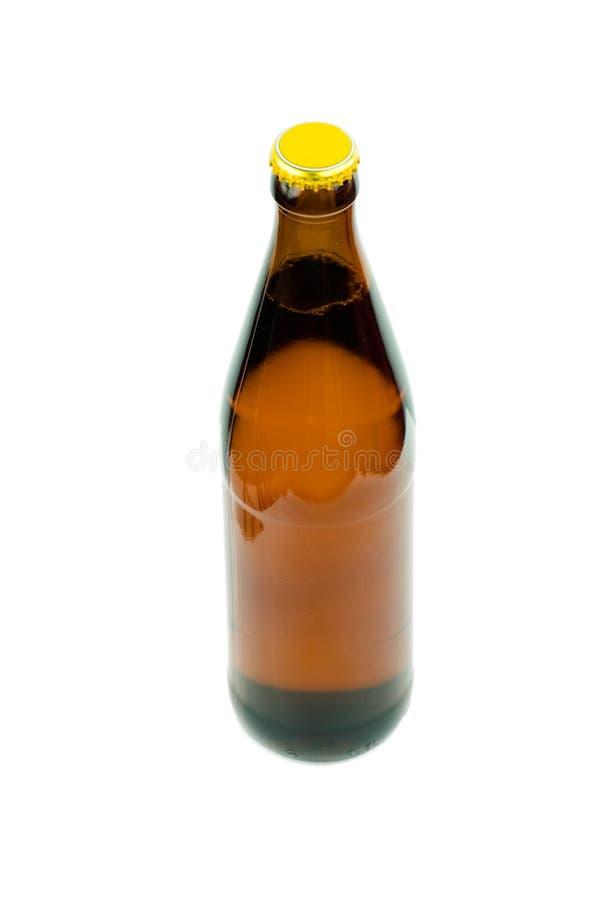 Bottiglia da birra fotografie stock