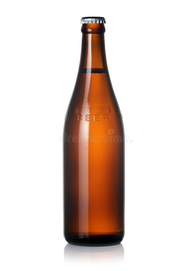Bottiglia da birra immagine stock libera da diritti